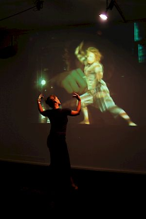 MARC CONIGLIO, DAWN STOPPIELLO: Isadora - Future of Memory Improvisation