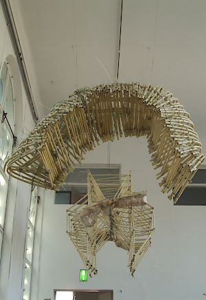 THEO JANSEN: Beach Animals / Strandbeesten