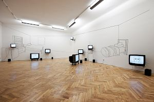 In my room, 2010, Susi Jirkuff, Foto: OK Offenes Kulturhaus, Otto Saxinger