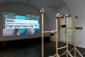 Mathias Jud, Christoph Wachter/CH, Can you hear me?