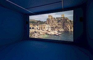 ISAAC JULIEN (UK): THE LEOPARD (WESTERN UNION: SMALL BOATS), 2007